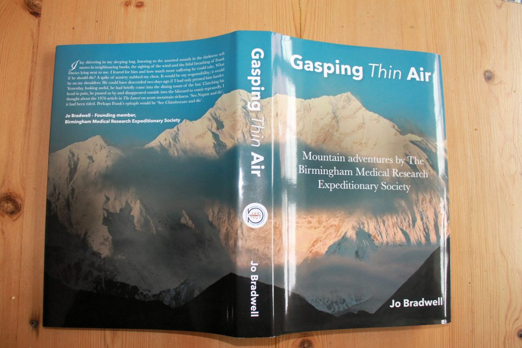 Gasping Thin air - Mountain adventures