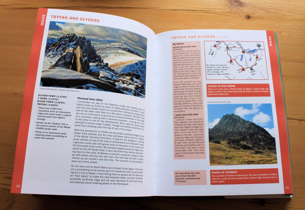 The Top 500 Summits of Britain and Ireland Barry Smith